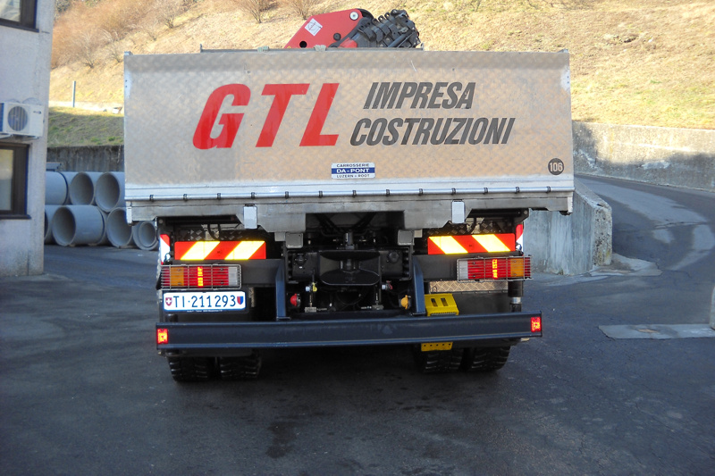 Autoveicoli GTL
