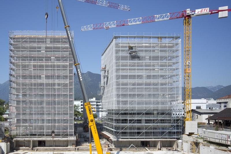 Stabile Amministrativo 3 Bellinzona